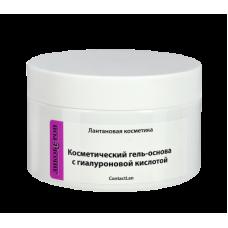 Косметический гель-основа с гиалуроновой кислотой